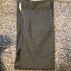 Banana Republic Martin fit slacks in gray